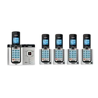 """""""Vtech DS6621-2 plus 3 DS6600 5 Handset Corded Cordless Phones"""""""