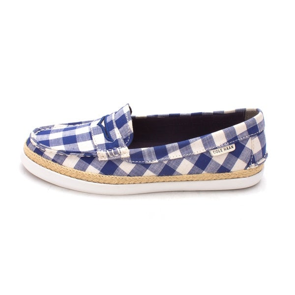 Cole Haan Womens Devondrasam Closed Toe Loafers - 6
