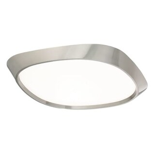 """Modern Forms FM-73714 Issa Single Light 14"""" Wide Integrated LED Flush Mount Bowl Ceiling Fixture"""