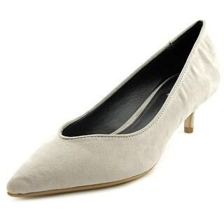 Mia Janette Women Pointed Toe Synthetic Heels