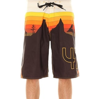 LRG Core Collection Men's Blaze Boardshorts