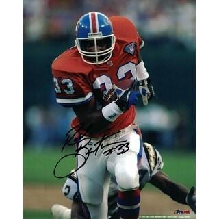 Rod Berstine AutographedSigned Denver Broncos 8x10 Photo PF