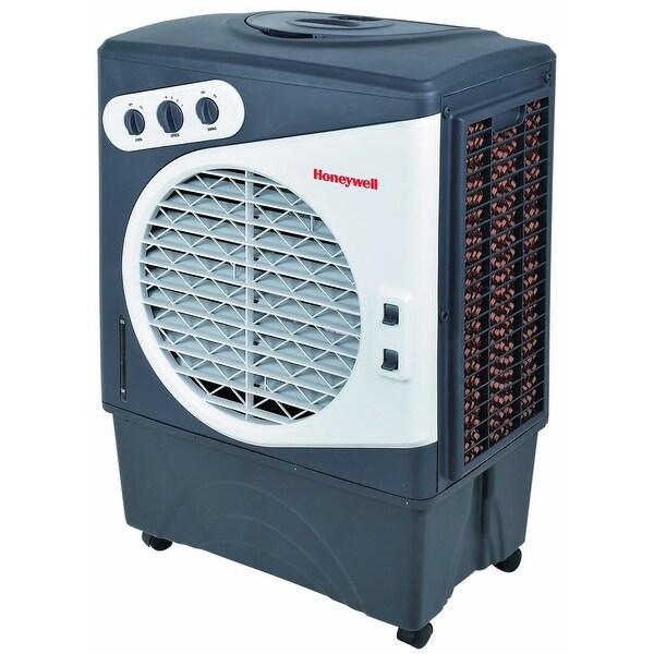 Honeywell 125 Pint Indoor/Outdoor CO60PM Portable Evaporative Air Cooler - Gray