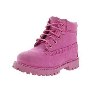 Timberland Girls Casual Boots Waterproof Ankle - 7 medium (b,m) toddler