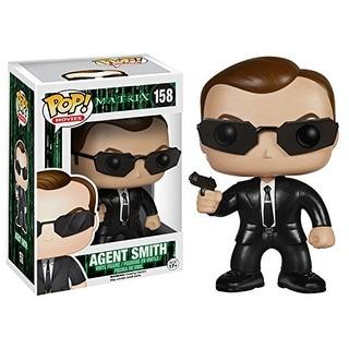 The Matrix Funko POP Vinyl Figure Agent Smith
