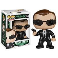 The Matrix Funko POP Vinyl Figure Agent Smith - multi