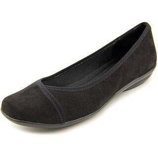 Mootsies Tootsies Decide Women Square Toe Synthetic Flats