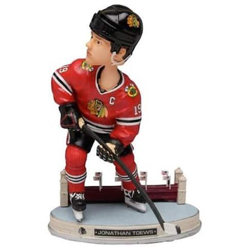 "Chicago Blackhawks 10"" NHL Bobble Head Jonathan Toews Limited Numbered Edition - multi"