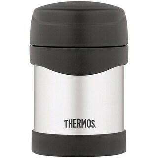 Thermos 10 oz. Vacuum Insulated Stainless Steel Food Jar - Silver - 10 oz.