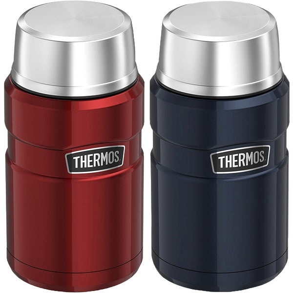 Thermos 24 oz. Stainless King Vacuum Insulated Stainless Steel Food Jar - 24 oz.