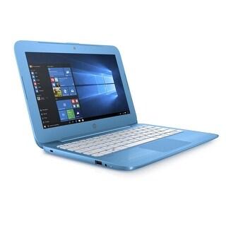 """Manufacturer Refurbished - HP Stream 11-Y013CA 11.6"""" Laptop Intel Celeron N3060 1.6GHz 4GB 32GB W10"""