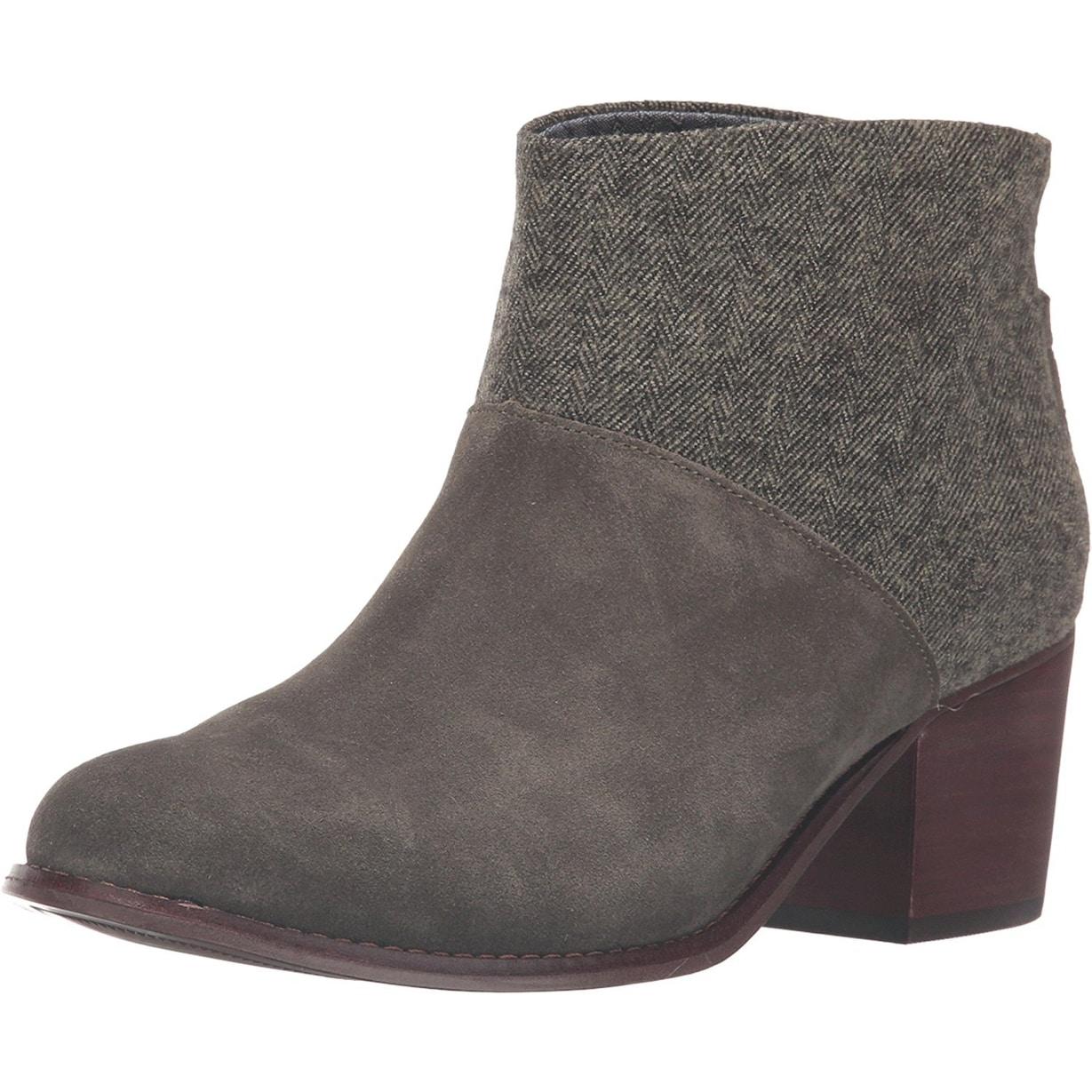 1cbaf915d11 Toms Women's Leila Bootie Boots