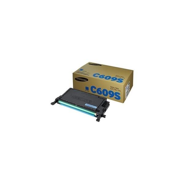 Samsung CLT-C609S High-Yield Cyan Toner Cartridge Toner Cartridge
