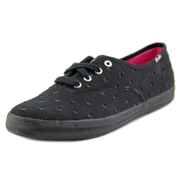 Keds Ch Glitter Dot Canvas Fashion Sneakers