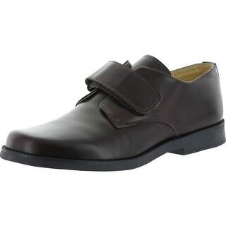 Naturino Boys 4636 Dress Casual Shoes - t.moro brown
