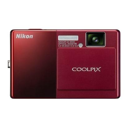 Nikon Coolpix 018208261895 S70 12.1 Megapixels Digital Camera - (Refurbished)