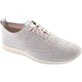 7aace15d23 Shop Cole Haan Women's ZEROGRAND Stitchlite Wingtip Oxford Peach Blush -  Free Shipping Today - Overstock - 20884687
