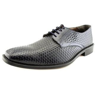 Stacy Adams San Fillipo Round Toe Leather Oxford