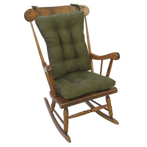 Tyson XL Rocking Chair Cushion Set