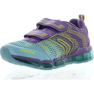 Geox Girls Jr Android Girl Fashion Sneakers