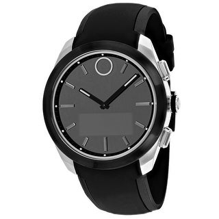 Movado Men's Bold motion 3660012 Black Dial Watch