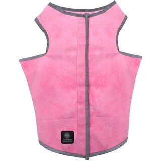 """Pink - Akc Cooling Vest Small 9""""-11"""""""