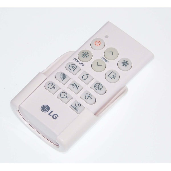 OEM LG Remote Originally Shipped With: LW6013ER