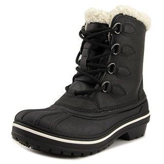 Crocs Allcast II   Round Toe Synthetic  Winter Boot