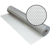 Phifer Inc. 30X100 Brite Alum Screen 3000730 Unit: ROLL