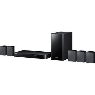 Samsung HT-J4500W 5.1-Channel Smart Blu-ray Home Theater System - Black