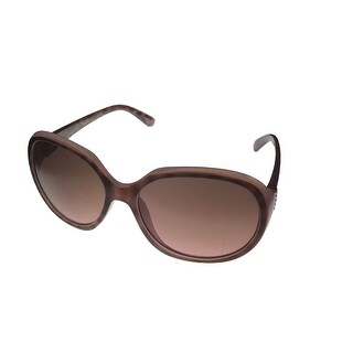 Ellen Tracy Sunglass Womens ET 556 2 Burgundy Demi Animal Glamour Fashion - Medium