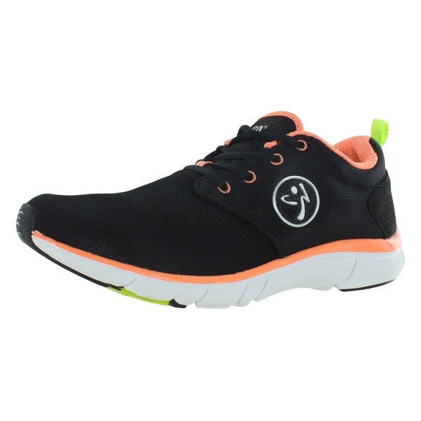 Zumba Fly Print Fitness Women's Shoes - 5.5 b(m) us