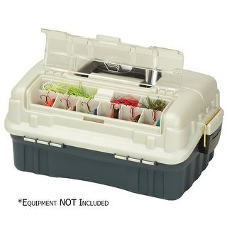 Plano flipsider two tray tackle box