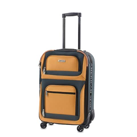Jet 20 in. Carry-On Spinner Suitcase