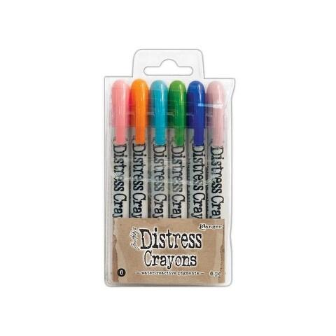 Ranger THoltz Distress Crayon Set 6