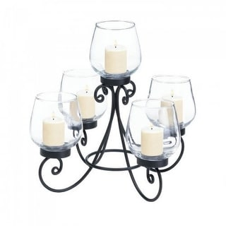 Enlightened Candle Centerpiece