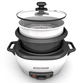 Applica - Rc506 - Bd 6C Rice Cooker Wht