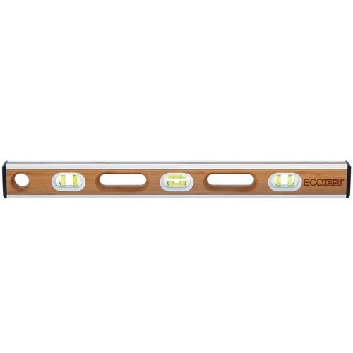 Johnson Level /& Tool 1610-2400 24 Eco-Tech Bamboo Level