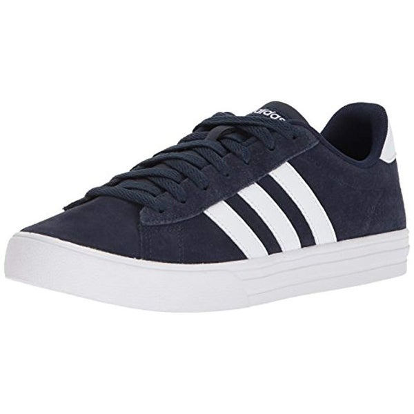 competitive price a0c31 d0129 Adidas Men  x27 s Daily 2.0 Sneaker, Collegiate Navy White, ...