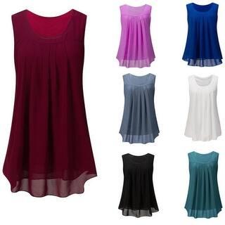 f6b8867c72ba1 Buy Sleeveless Shirts Online at Overstock