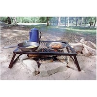 Texsport Heavy Duty Camp Folding Grill Large 36x18
