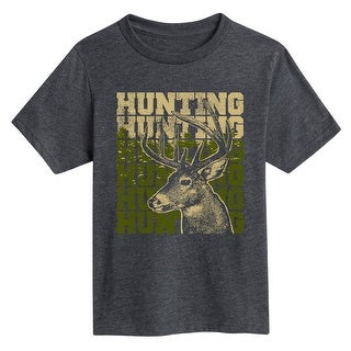 Hunting Repeat - Youth Short Sleeve Tee