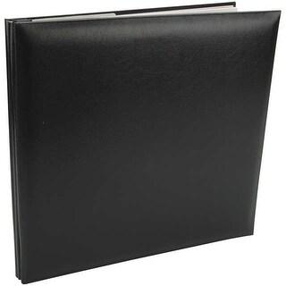 "Pioneer Leatherette Post Bound Album 12""X12"""