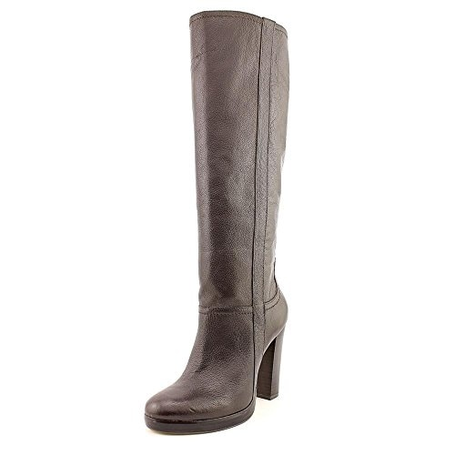 INC International Concepts Womens Arla Almond Toe Knee High Fashion Boots