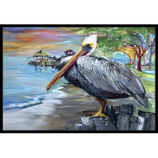Carolines Treasures JMK1021MAT Pelican View Indoor & Outdoor Mat 18 x 27 in.
