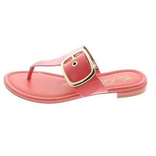 Marc Fisher Womens PASO Split Toe Casual Slide