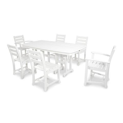 Trex Outdoor Furniture Monterey Bay 7-Piece Dining Set