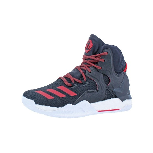31e360d22f6b Adidas Boys D Rose 7 Basketball Shoes Big Kid High Top - 4 medium (d