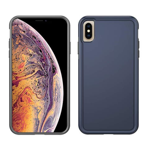 Pelican Adventurer Dual Layer Slim Protection Case for iPhone Xs Max - Navy Blue