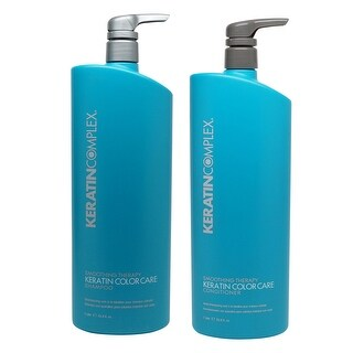 Keratin Complex - Color Care Shampoo & Conditioner 33.8 Oz ea